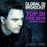 Global DJ Broadcast/Top 20 February 2016