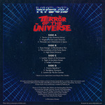 HYBOID - Terror Of The Universe (Back Cover)
