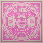 THE NICEGUYS - Jungle Strikes Vol 9 (Front Cover)
