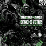 MASTERS OF NOISE vs SONIC & D-VSTOR - International Affairs (Front Cover)