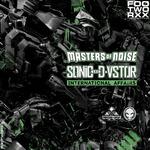 MASTERS OF NOISE vs SONIC & D-VSTOR - International Affairs (Back Cover)
