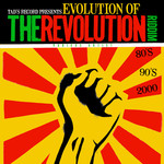 VARIOUS - Tad's Record Presents Evolution Of The Revolution Riddim (80's,90's,2000's) (Front Cover)