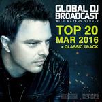 Global DJ Broadcast/Top 20 March 2016
