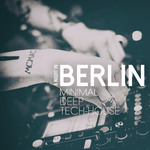 VARIOUS - A Night In Berlin (Minimal Deep & Tech-House) (Front Cover)