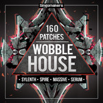160 Wobble House Patches (Sample Pack Massive/Sylenth/Spire/Serum Presets)