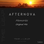 AFTERNOVA - Memories (Front Cover)