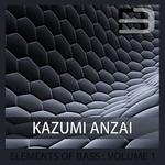 KAZUMI ANZAI - Elements Of Bass Vol 1 (Front Cover)