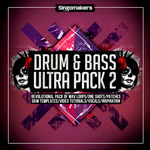 Drum & Bass Ultra Pack 2 (Sample Pack WAV/APPLE/LIVE/REASON)