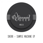 SHERR - Sample Machine EP (Front Cover)