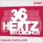 Square/Rasta Love