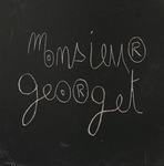 Monsieur Georget L'album