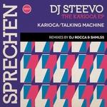 DJ STEEVO - The Karioca EP (Front Cover)