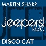 MARTIN SHARP - Disco Cat (Front Cover)