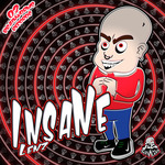 LENZ - Insane (Front Cover)