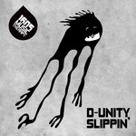 D-UNITY - Slippin' (Front Cover)