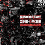 MASTERS OF NOISE vs THE SONIC/D-VSTOR - International Affairs Vol 2 (Front Cover)