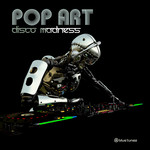 POP ART - Disco Madness (Front Cover)