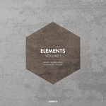 TATSAMA/MAURICE CARON/ABLEKID/OWERSOUND - Elements Vol 1 (Front Cover)
