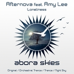 AFTERNOVA feat AMY LEE - Loneliness (Front Cover)