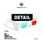FRE4KNC/DETAIL - Fx EP (Front Cover)