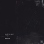 O LOPEZ BEAT - Salvaje EP (Front Cover)