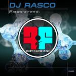 DJ RASCO - Experiment (Front Cover)