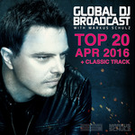 Global DJ Broadcast/Top 20 April 2016