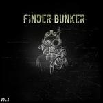 NIKORETTI/SOPIK/PATRICK HOLLO/BASSTI M/GUIL UZAKA/SANDRO GALLI - Finder Bunker Vol 1 (Front Cover)
