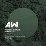 ANTON JAY/DISCOPLACE - Rock & Rock EP (Front Cover)