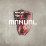 MARCUS SUR - Purpur EP (Front Cover)