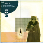 PAX - Alive (Front Cover)