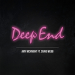 AMY MCKNIGHT feat CRAIG WEBB - Deep End (Front Cover)