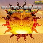 SUNRAZERS - Rising Sun (Front Cover)