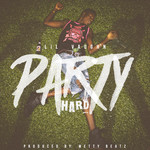 LIL VAUGHN - Party Hard (Front Cover)
