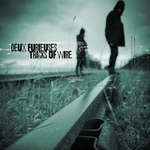 DEUX FURIEUSES - Tracks Of Wire (Front Cover)