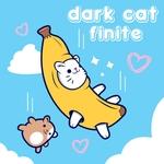 DARK CAT - Finite EP (Front Cover)
