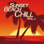 VARIOUS - Sunset Beach Chill Vol 1 (Front Cover)