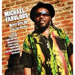 MICHAEL FABULOUS - Never Give Up (Front Cover)