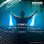 YORICK - Free Of Style EP #3 (Front Cover)