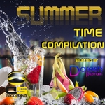 VARIOUS/DARESH SYZMOON - Summer Time Compilation (Selected By Daresh Syzmoon) (Front Cover)