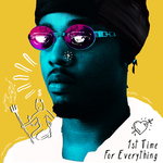 FKI 1ST - First Time For Everything (Part 1) (Front Cover)