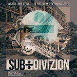 ALEX METRO - The Time Traveler (Front Cover)