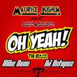 MAURICE JOSHUA/JOHN ABBEYEA - Oh Yeah (Front Cover)