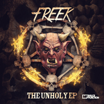 FREEK - The Unholy (Front Cover)