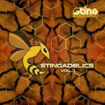 VARIOUS - Stingadelics Vol 3 (Front Cover)