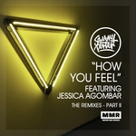 SAMMY PORTER feat JESSICA AGOMBAR - How You Feel (Remixes Part II) (Front Cover)