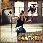 SHADE K - Shuriken (Front Cover)
