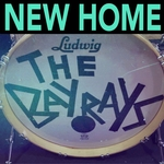 BAY RAYS - New Home (Front Cover)
