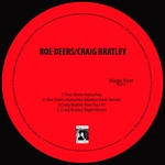 CRAIG BRATLEY/ROE DEERS - Roe Deers/Craig Bratley (Front Cover)
