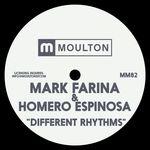 HOMERO ESPINOSA/MARK FARINA - Different Rhythms (Front Cover)